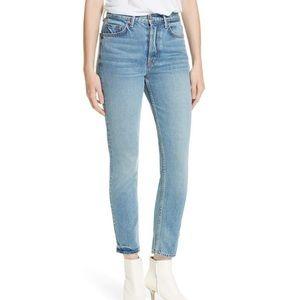 GRLFRND Karolina Skinny Jeans Button Fly Sz 31
